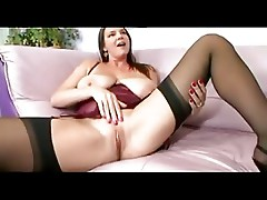 Carrie Moon Busty Mom and her BBC exprience