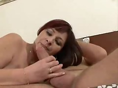 Mature Lady Seduced Into Banging