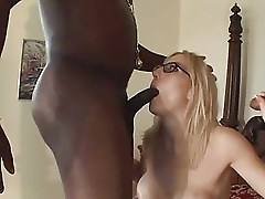 nice milf with glasses DP