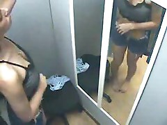 Hidden Camera In Changing Booth ( amateur mature mom mother public voyeur cam teen 18 daughter milf )