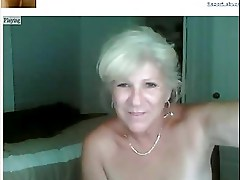 Mature Granny Webcam34