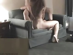 chubby couch fuck