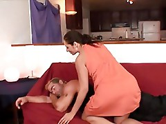 VANNAH STERLING Cougar wild for Anal