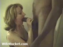 Mature milf amateur wife kinky interracial cuckold